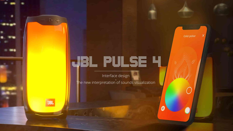 Chiếc Loa Di Động Của Năm - JBL Pulse 4 Chính Hãng Tại ANHDUYEN Audio Đà  Nẵng