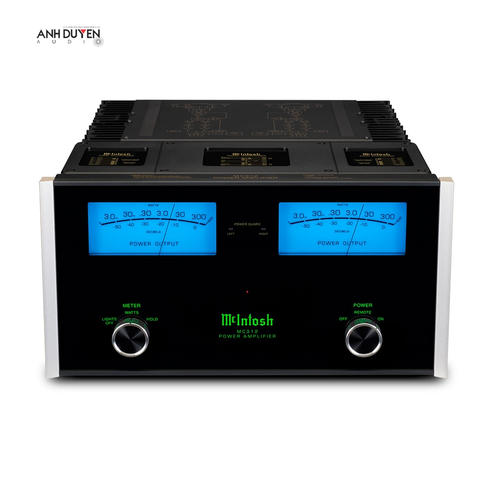 Power Amplifier McIntosh MC312