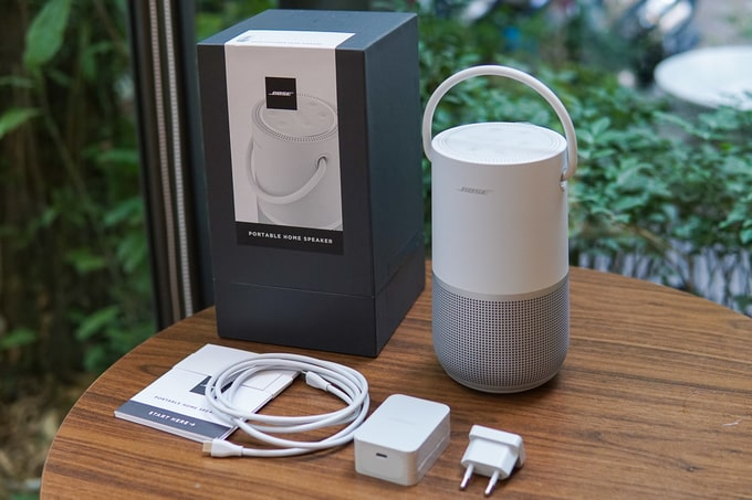 Hình ảnh loa Portable Home Speaker