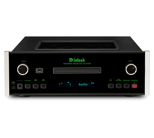 McIntosh SACD/CD Player MCD600 - AnhDuyen Audio