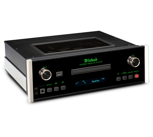 Hình ảnh McIntosh SACD/CD Player MCD600