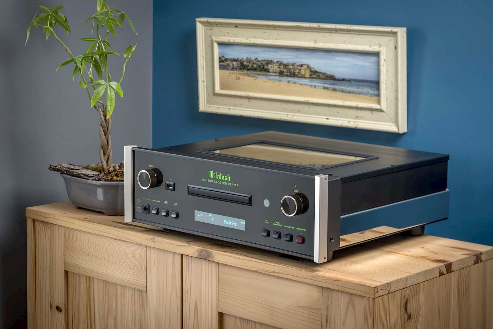 McIntosh SACD/CD Player MCD600 Đà Nẵng